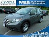 2012 Polished Metal Metallic Honda CR-V LX #107685771