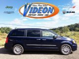 2016 True Blue Pearl Chrysler Town & Country Touring-L #107685857