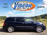 2016 True Blue Pearl Chrysler Town & Country Touring #107685853