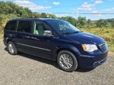 True Blue Pearl Chrysler Town & Country in 2016