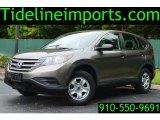 2012 Urban Titanium Metallic Honda CR-V LX 4WD #107685816