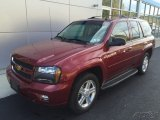 2008 Chevrolet TrailBlazer LT Data, Info and Specs