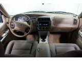 2001 Ford Explorer Interiors