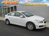 2016 Summit White Chevrolet Cruze Limited LT #107724417