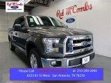 2015 Magnetic Metallic Ford F150 XLT SuperCrew #107724488