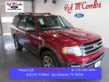 2015 Ruby Red Metallic Ford Expedition King Ranch #107724474