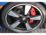 2016 Porsche 911 GTS Club Coupe Wheel