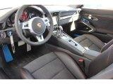 2016 Porsche 911 GTS Club Coupe GTS Black/Carmine Red Interior