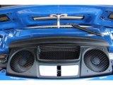 2016 Porsche 911 GTS Club Coupe 3.8 Liter DFI DOHC 24-Valve Variocam Plus Horizontally Opposed 6 Cylinder Engine