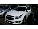 2016 Summit White Chevrolet Cruze Limited LT #107724368