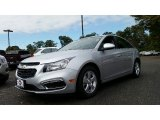 2016 Silver Ice Metallic Chevrolet Cruze Limited LT #107724366