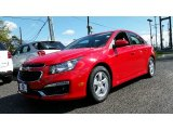 2016 Red Hot Chevrolet Cruze Limited LT #107724363