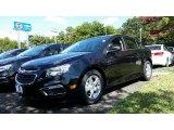 2016 Black Granite Metallic Chevrolet Cruze Limited LT #107724361
