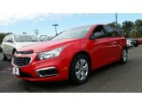 2016 Red Hot Chevrolet Cruze Limited LS #107724355