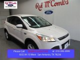 2016 White Platinum Metallic Ford Escape SE #107724499