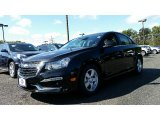 2016 Black Granite Metallic Chevrolet Cruze Limited LT #107724353