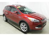 2013 Ruby Red Metallic Ford Escape Titanium 2.0L EcoBoost 4WD #107724271