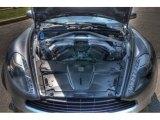 Aston Martin Vanquish Engines