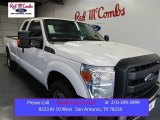2015 Oxford White Ford F250 Super Duty XL Super Cab #107761715