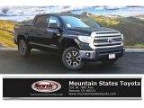 2016 Black Toyota Tundra SR5 CrewMax 4x4 #107761618