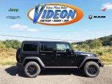 2016 Black Jeep Wrangler Unlimited Sport 4x4 #107762141