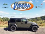 2016 Tank Jeep Wrangler Unlimited Willys Wheeler 4x4 #107762135