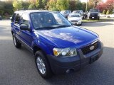 2006 Sonic Blue Metallic Ford Escape XLT V6 4WD #107762073
