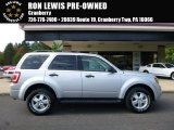 2012 Ingot Silver Metallic Ford Escape XLT 4WD #107761799