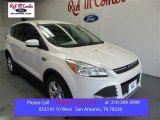 2016 White Platinum Metallic Ford Escape SE #107761726