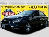2016 Blue Ray Metallic Chevrolet Cruze Limited LS #107761660
