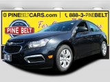 2016 Black Granite Metallic Chevrolet Cruze Limited LS #107761657