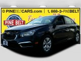 2016 Blue Ray Metallic Chevrolet Cruze Limited LS #107761656
