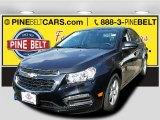 2016 Black Granite Metallic Chevrolet Cruze Limited LT #107761654