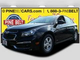 2016 Black Granite Metallic Chevrolet Cruze Limited LT #107761649