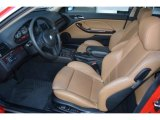 2004 BMW 3 Series Interiors