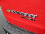 Chevrolet Express 2016 Badges and Logos