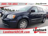 2016 True Blue Pearl Chrysler Town & Country Touring #107797426