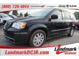 2016 Brilliant Black Crystal Pearl Chrysler Town & Country Touring #107797424