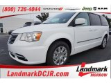 2016 Bright White Chrysler Town & Country Touring #107797423