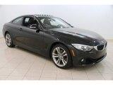 2014 BMW 4 Series Black Sapphire Metallic