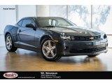 2014 Ashen Gray Metallic Chevrolet Camaro LT Coupe #107797409