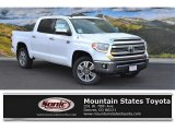 2016 Super White Toyota Tundra 1794 CrewMax 4x4 #107797199