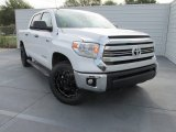 2016 Toyota Tundra TSS CrewMax 4x4 Front 3/4 View