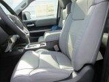 2016 Toyota Tundra Limited CrewMax Graphite Interior