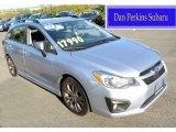 2012 Ice Silver Metallic Subaru Impreza 2.0i Sport Premium 5 Door #107797184