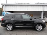2016 Shadow Black Ford Explorer Limited 4WD #107797392