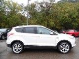 2016 Oxford White Ford Escape Titanium 4WD #107797391