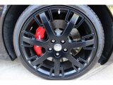 Maserati GranTurismo Convertible Wheels and Tires