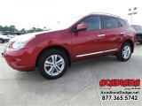 2012 Cayenne Red Nissan Rogue S #107797496