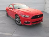 2016 Ford Mustang Race Red